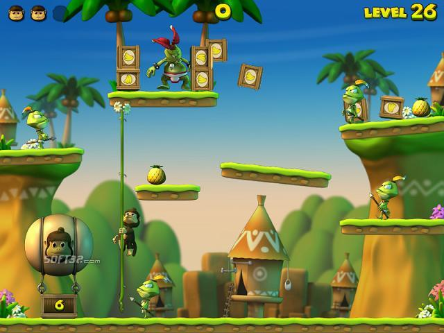 Darwin the Monkey Screenshot 3