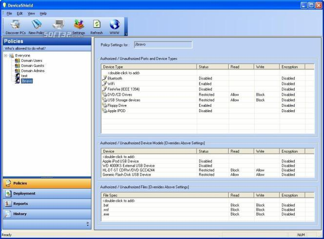 DeviceShield Screenshot 1