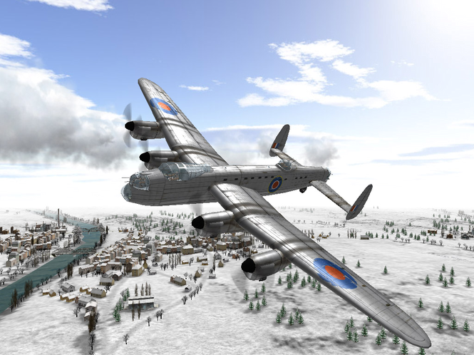 Air Conflicts Screenshot