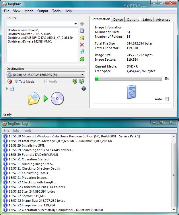 imgburn en francais 2.3.2.0