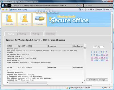 BlazingTools Secure Office Screenshot 1