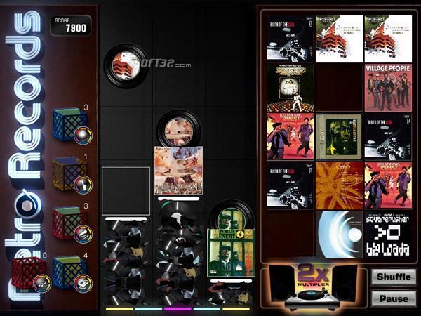 Retro Records Screenshot 2