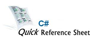 C# Quick Reference Screenshot
