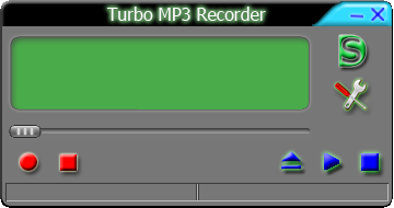 Turbo MP3 Recorder Screenshot 1