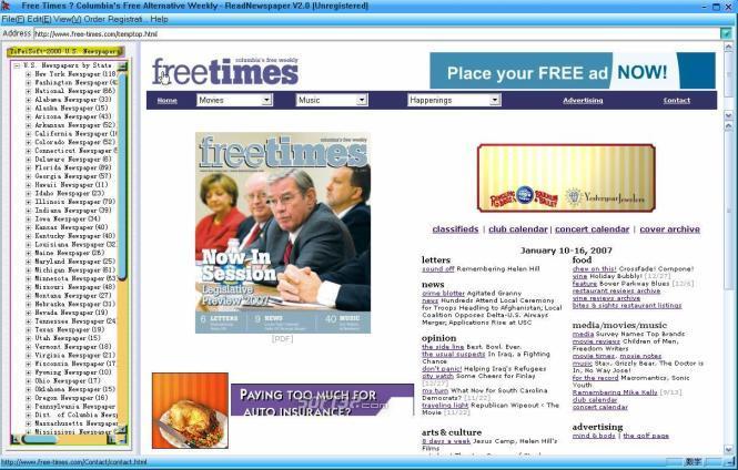 ! Read 2000 American Newspapers Screenshot 3