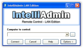 Remote Control Lan Edition Screenshot 1