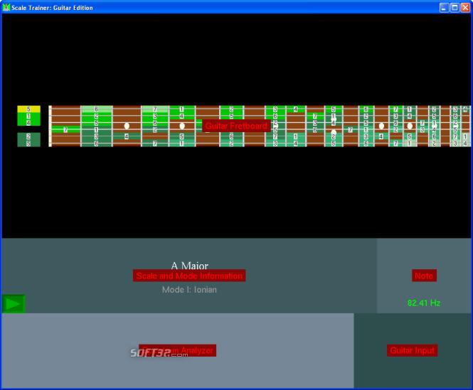 Scale Trainer Guitar Edition Screenshot 4