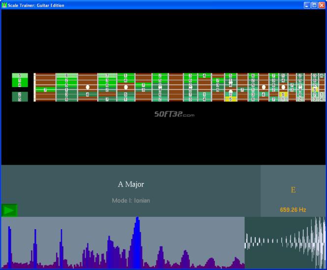 Scale Trainer Guitar Edition Screenshot 5