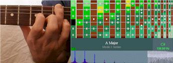Scale Trainer Guitar Edition Screenshot 1