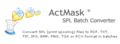 ActMask SPL (Spool) Batch Converter 1