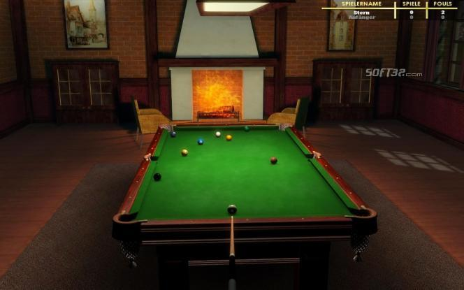 Billiard Deluxe Screenshot 2