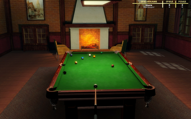 Billiard Deluxe Screenshot 1