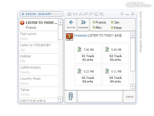 Swapper Screenshot 1