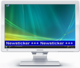 EasyDeskTicker Screenshot