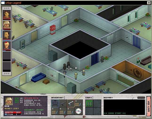 Urban Legend Screenshot