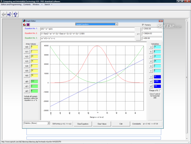Computing and Information Technology Screenshot 5