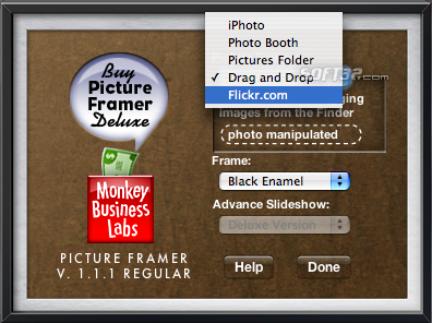 Picture Framer Screenshot 2