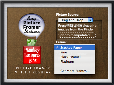 Picture Framer Screenshot 3