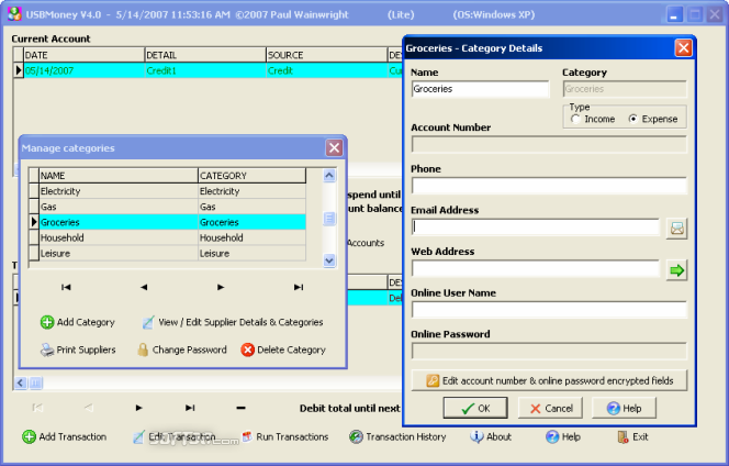 USBMoney Screenshot 6