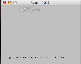 Fuse Screenshot
