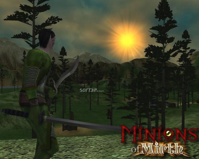 Minions of Mirth Screenshot 3