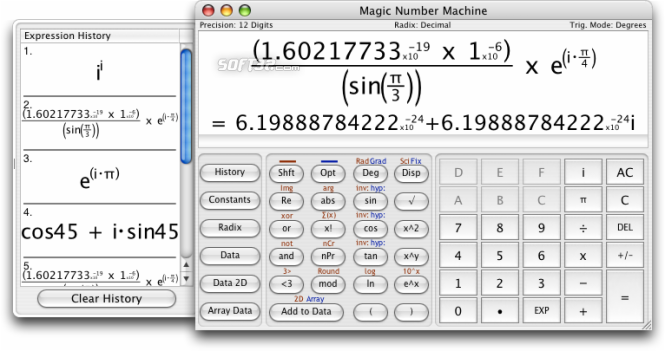 Magic Number Machine Screenshot 2