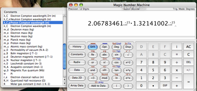 Magic Number Machine Screenshot 1