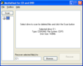 MediaHeal for CD and DVD 3