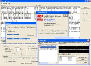 MP3 Split Join Screenshot 1