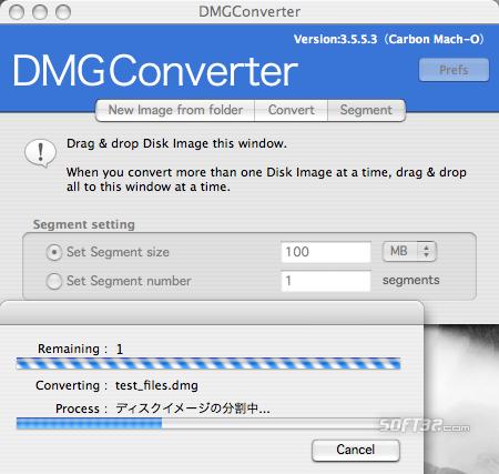 DMGConverter Screenshot 5