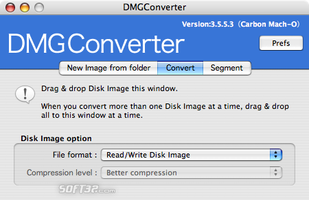 DMGConverter Screenshot 6