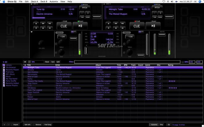 Disco DJ Screenshot