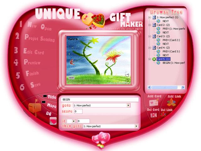 Unique Gift Maker Screenshot 1