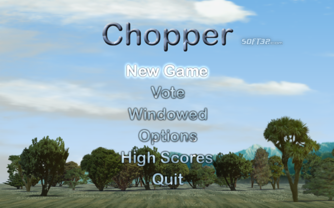 Chopper Screenshot