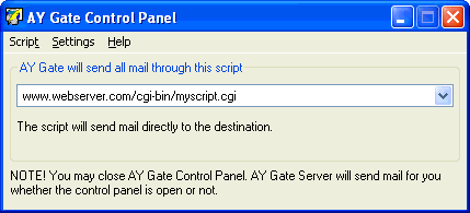AY Gate Screenshot