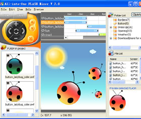 All-into-One Flash Mixer Screenshot 1