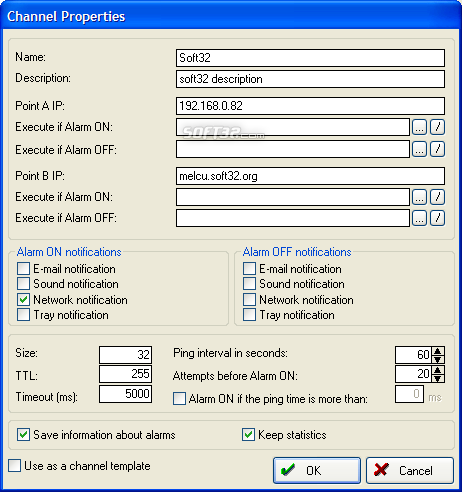 Pingotron Pro Screenshot 2
