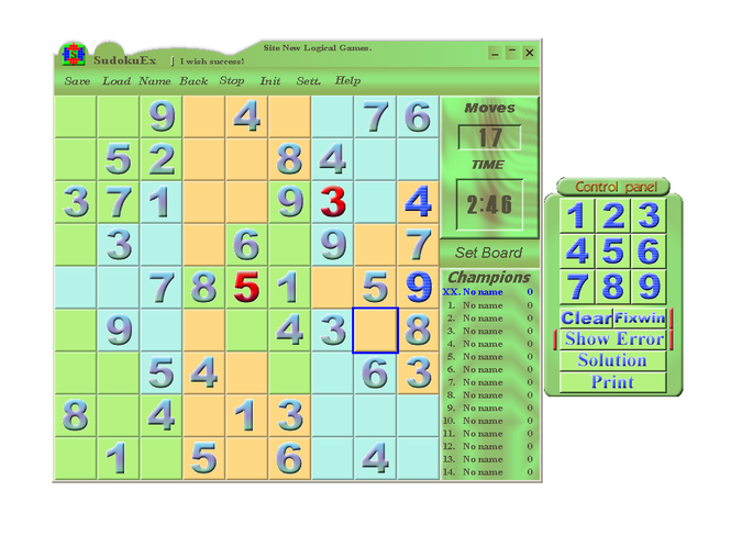 Sudoku Extend Screenshot 1