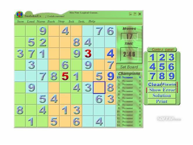 Sudoku Extend Screenshot 2