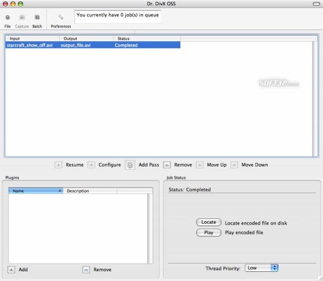 Dr. DivX for Mac Screenshot 10