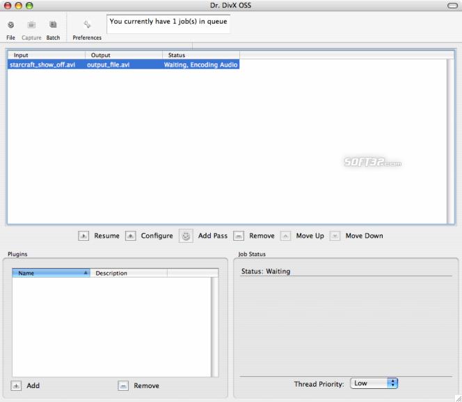 Dr. DivX for Mac Screenshot 6