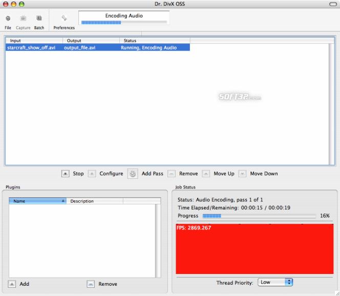 Dr. DivX for Mac Screenshot 7
