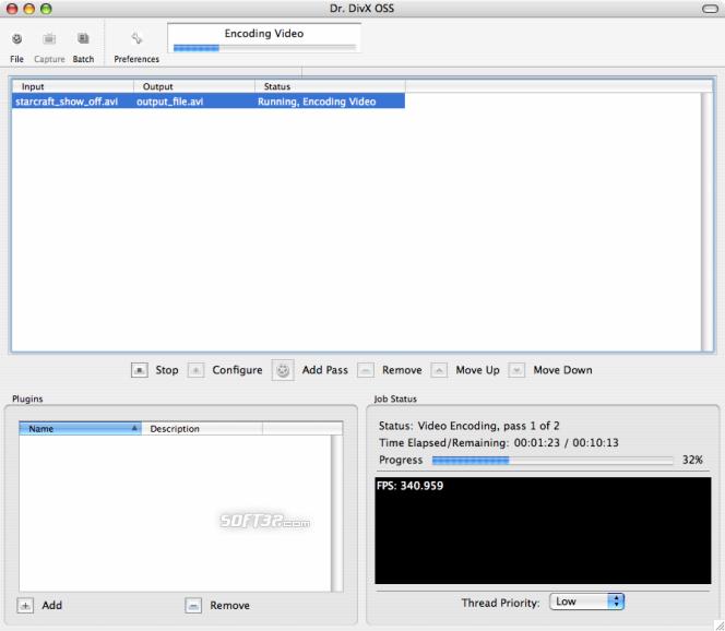 Dr. DivX for Mac Screenshot 8