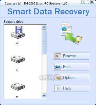 Smart Data Recovery Mobile Screenshot 2