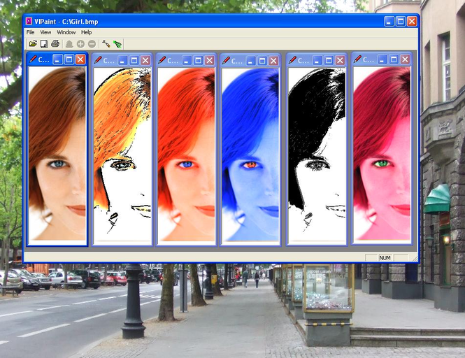 VIPaint Screenshot