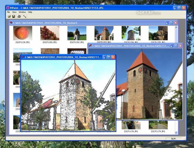 VIPaint Screenshot 2