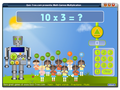 Math Games Multiplication 1