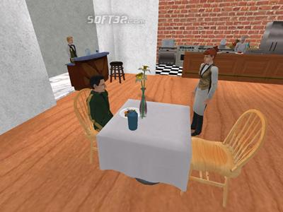 The Restaurant Screenshot