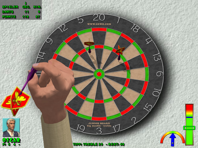 All-Time Darts Screenshot 1