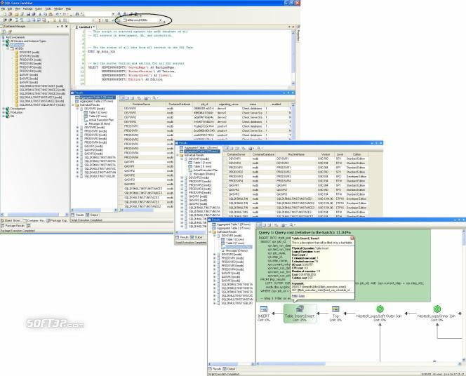 SQL Farm Combine Screenshot